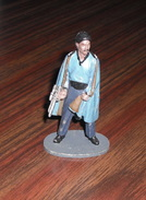 Figurine Star Wars En Plomb Éditions Atlas N°28 - Lando Calrissian - Episode I
