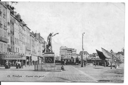 CPA 83 Toulon - Toulon