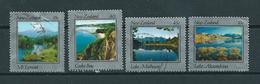 1983 New Zealand Complete Set Landscapes Used/gebruikt/oblitere - Nieuw-Zeeland