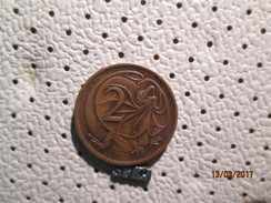 AUSTRALIA 2 Cents 1979   # 5 - Decimal Coinage (1966-...)