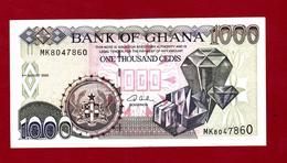 GHANA 1000 Cedis 2003 - Ghana