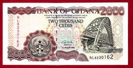 GHANA 2000 Cedis 2003 - Ghana