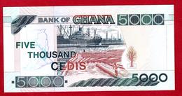 GHANA 5000 Cedis 2006 - Ghana