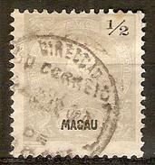 MACAO  /  MACAU     -    1898.    Y&T N° 78 Oblitéré - Macao