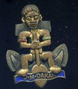 Ancien Insigne émaillé J.M. Dakar -- Drago Paris Nice  Ins5 - Marine
