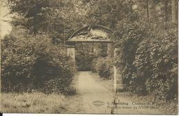 Houtaing Château De La Berlière.Porte Datant Du Xviiiè Siècle - Ath
