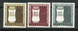 Portugal_1964_4º Centenario De Los Coloquios De Productos Naturales. - 1910-... Republic