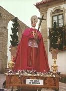 VILA  DO  CONDE  -  PROCISSÃO   DE  CINZAS    ANDOR  DE  SÃO  CARLOS - Holy Places