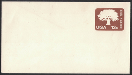 AZ383    USA 1976 - Liberty Tree 13c  Postcard Stationery - 1961-80