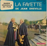 Steve Laurent 45t. EP B.O. FILM *la Fayette* - Musica Di Film