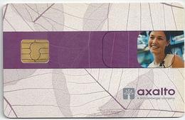 Axalto Smart Card Serenity - Télécartes