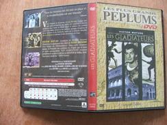 Péplum Dvd Les Gladiateurs Avec Victor Mature - Actie, Avontuur