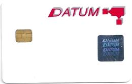 Datum Automation LTD Smart Card Promo - Tarjetas Telefónicas