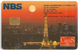 France - NBS Cartes 96 Expo Card - Telefonkarten