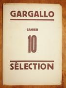 D0157  Sélection : Chronique De La Vie Artistique Cahier X Pablo Gargallo Anvers 1930 - Art