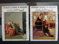 MAURITANIE : P.A. Y&T N° 70 & 71 ** - Mauritania (1960-...)