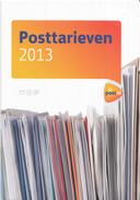 Nederland - Postnl - Brochure Tarievenlijst Januari 2013 - 6 Pagina's - Nieuw Exemplaar - Postal Rates