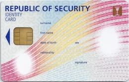 Muhlbauer Identity Card - Non Classés