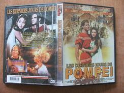 Péplum Dvd Les Derniers Jours De Pompéi - Action, Adventure