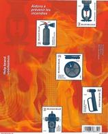 2017 Prevention Preventie Brand  Incendie Fire Vuur Feu Pompier Brandweer Sapeur  MNH !!! - Nuevos