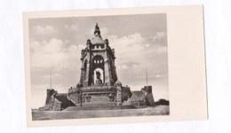 CPA Allemagne Porta Westfalica Kaiser-Wilhelm-Denkmal Erbaut 1892-1896  TBE - Porta Westfalica