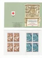 C+ 69 - TIMBRE DE FRANCE CARNET CROIX-ROUGE 1969 NEUF** - Croix Rouge