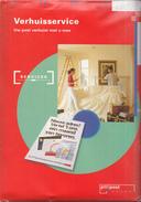 Nederland - PTTPOST - Verhuisset - Complete Set - Januari 1991 - Nieuw Exemplaar - Postadministraties