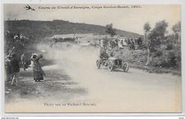 CPA Auvergne Coupe Gordon Bennett 1905 Non Circulé Théry Richard Brasier - Sonstige