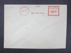 BRIEF Praha 1 Svaz Sporitelen 1948 Frankotype Freistempel Postfreistempel  /// O5814 - Tschechoslowakei/CSSR
