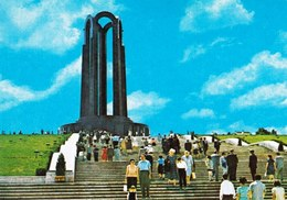 Romania - Bucuresti Bucharest - Monument To The Heroes Of The Struggle For Freedom And Socialism - Romania