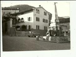 Fusea Piazza Con Monumento Ai Cadutti - Udine