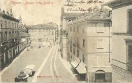 Novara-Piazza Dello Statuto-1902 - Novara