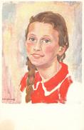 Kinderbildnis / Portrait D'enfant / H. K. Schwaz - Portraits