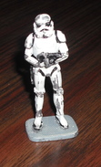 """Figurine En Plomb Star Wars """"stormtrooper"""" - éditions Atlas - Episode I"""