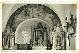 Chiny Izel Sur Semois L'eglise Fresque Du Transept Oeuvre Du Dernier Moine D'orval Abraham Gilson - Chiny