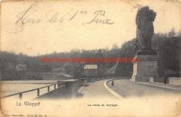 1905 La Route Du Barrage - La Gileppe - Jalhay