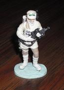 "Figurine En Plomb Star Wars ""HOTH SOLDIER REBEL"" N°52 - éditions Atlas - Episode I"