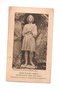 SANTINO  Holy Card SAINTE FLOCEL MARTYR - ORIGINALE D'EPOCA - Santini