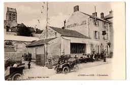 95 - AUVERS-SUR-OISE . L'HOSTELLERIE . TACOT - Réf. N°199 - - Auvers Sur Oise