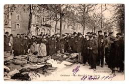 45 - Orléans . Le Marché Aux Puces - Réf. N°205 - - Orleans