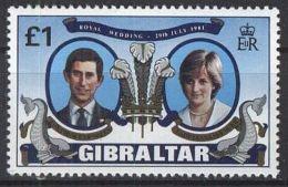 GIBRALTAR 1981 MI-NR. 422 ** MNH - Gibraltar
