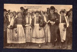 29 ST GUENELE-PENMARCH Concours De Costumes - Francia