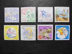 St.Pierre Et Miquelon :8   Timbres Neufs - Collections, Lots & Séries