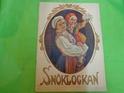 Snoklockan -1922-jenny Nystrom-vadstena -minnen - Books, Magazines, Comics