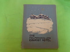 Te Holmenkollen Tourist Hotel -suede-tres Belles Photo +texte - Books, Magazines, Comics