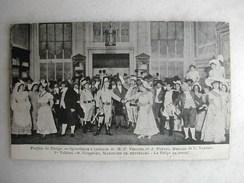 THEATRE - Fanfan La Tulipe - Opérette En 4 Tableaux De M.P. Ferrier Et J. Prével - 1er Tableau : La Tulipe Au Revoir ! - Théâtre