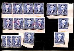 USA, 1994, 2 $  James Madison!!!!!!!!!!!!!!! - Estados Unidos