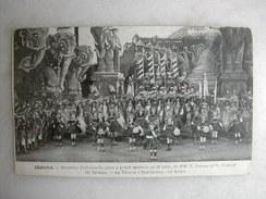 THEATRE - Théâtre Du Châtelet - Monsieur Polichinelle - 15è Tableau - Le Temple D'Elephanta - Le Ballet - Théâtre