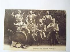 Cp1200 E8  ORCHESTRE RUSSE KOSLOFF - Fotos