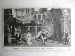THEATRE - Théâtre Du Châtelet - Tom Pitt - 12è Tableau - L'hôtel Des Tropiques - Théâtre